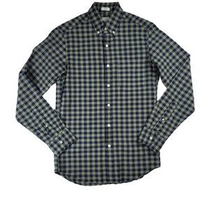 J. Crew Slim Organic Cotton Stretch Shirt